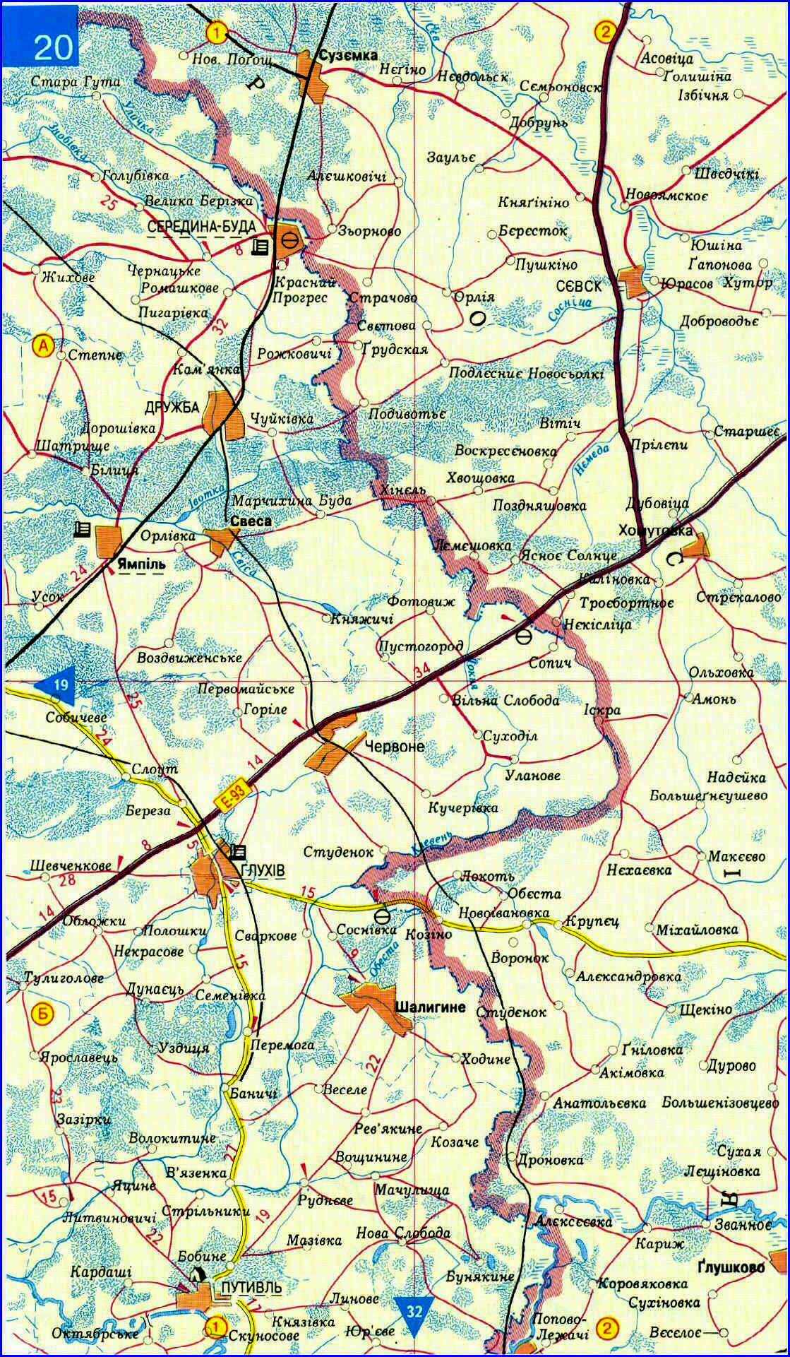 bypassing modem downloading these maps display instanteneously click here for details
